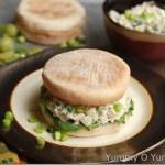 Chicken Salad Sandwich – Kids' Lunch Idea 8