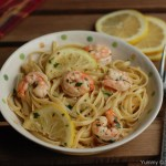Linguine with Shrimp and Lemon