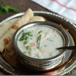 White Vegetable Kurma