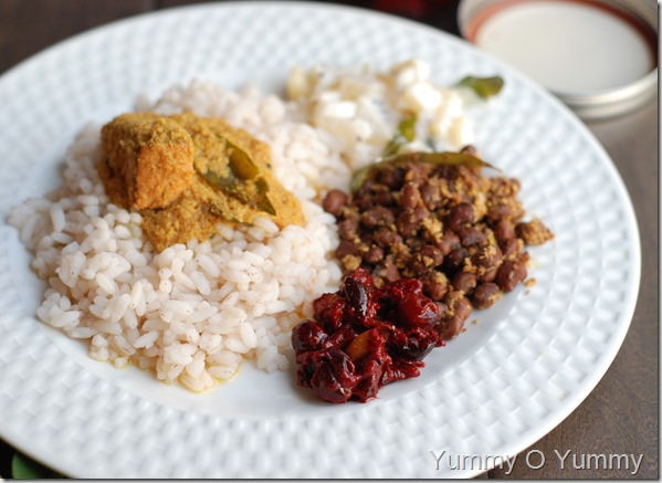 Cranberry pickle - Kerala Style
