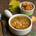 Chicken Soup from Scratch