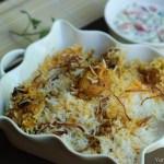 Degi Chicken Biriyani (Delhi Style)
