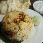 Malabar Style Egg Biriyani