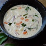 Kerala Vegetable Stew – Restaurant Style