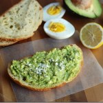 Avocado Feta Smash on Toast