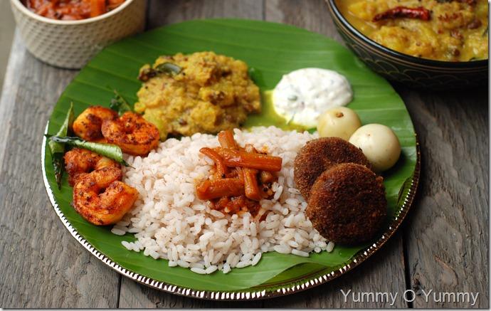 Chembin thaalu Pulincurry / Taro stem pulincurry