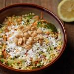 Kosambari / Moong Dal Salad
