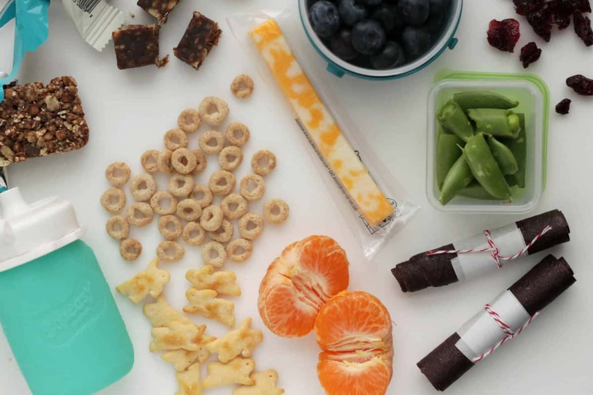 Master List Of Healthy Snack Ideas For Kids And Toddlers