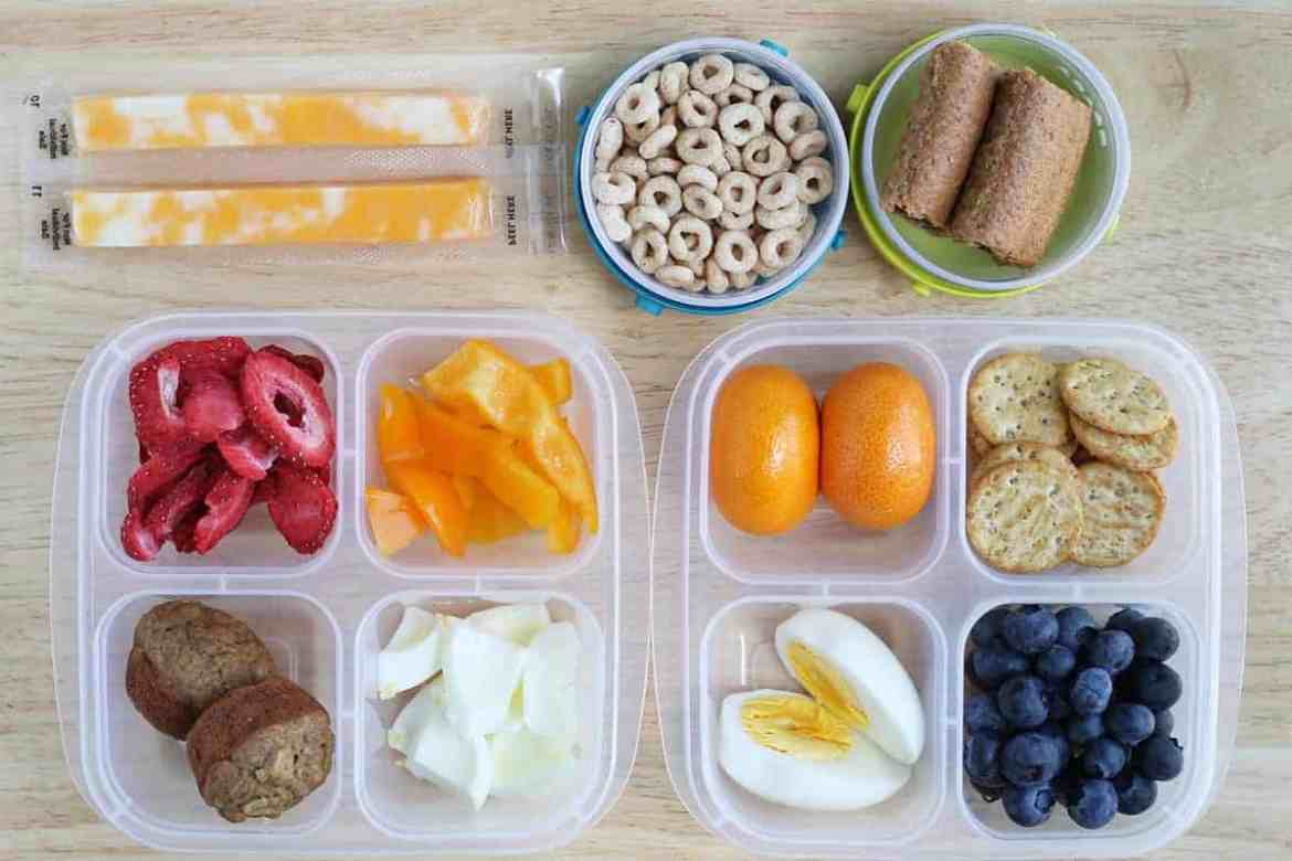 Ultimate Guide to Packing Healthy Travel Food (Best Foods and Tips!)