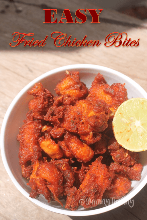 Easy Chicken Fry Recipe - How to Make Chicken Fry