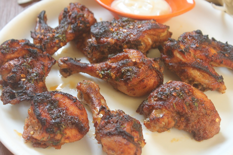 Best Ever Grilled Chicken Recipe Made In Electric Tandoor