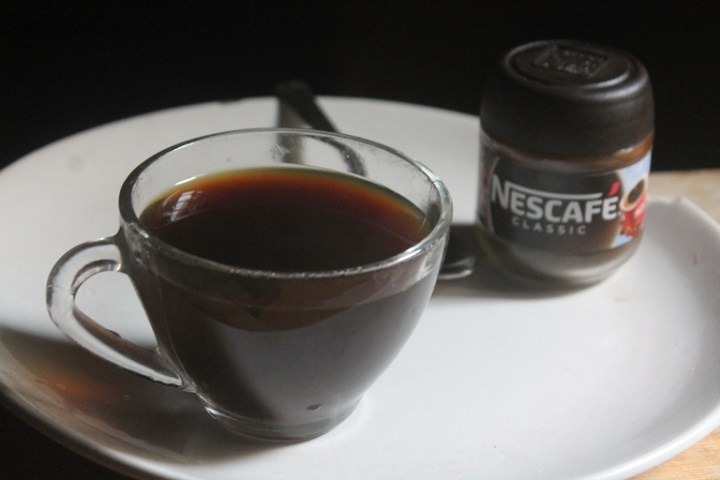 How To Make Black Coffee At Home