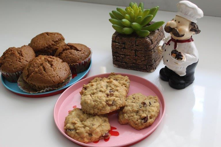 White Chocolate and Cranberry Cookies Recipe