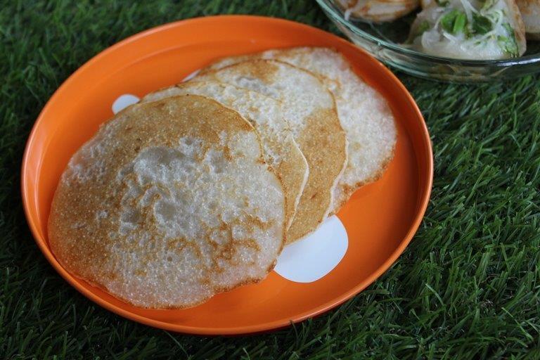 Goad Poale Recipe Glutinous Rice Flour Pancakes