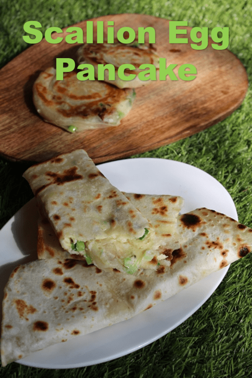 Scallion Egg Pancake