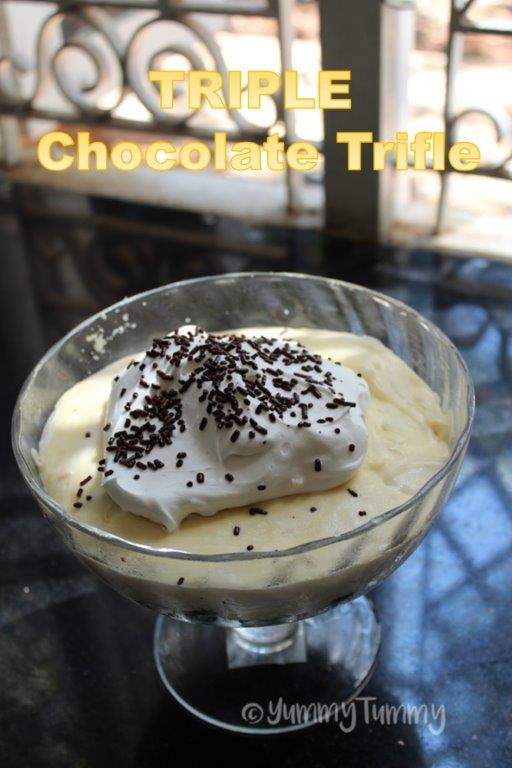 Triple Chocolate Trifle Recipe