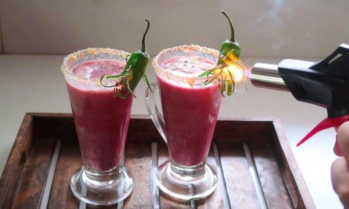 smoky rosemary sambaram recipe