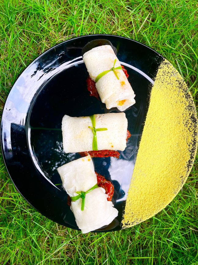 Master chef Paaladai Pottalam Recipe in tamil