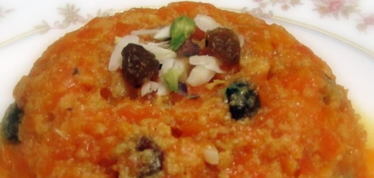 Gajar ka Halwa / Carrot pudding