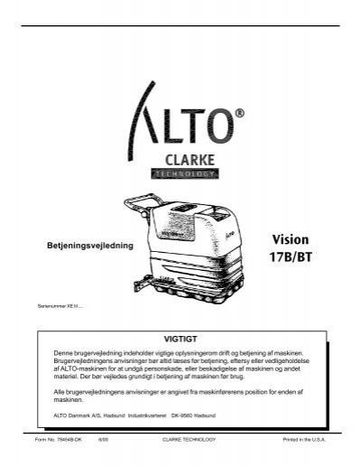 CLARKE TECHNOLOGY