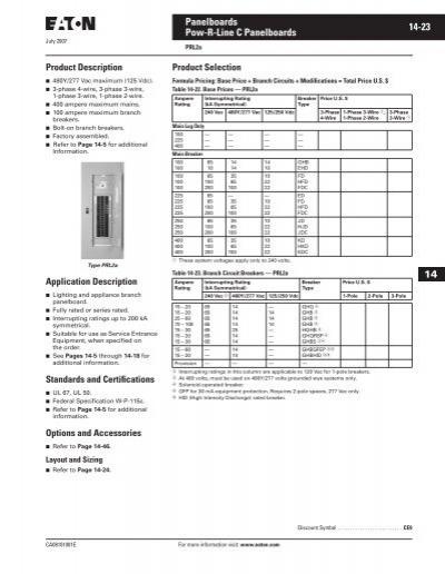 July 2007 Product Descrip