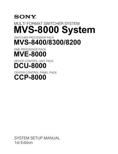 2-8. CCP-8000