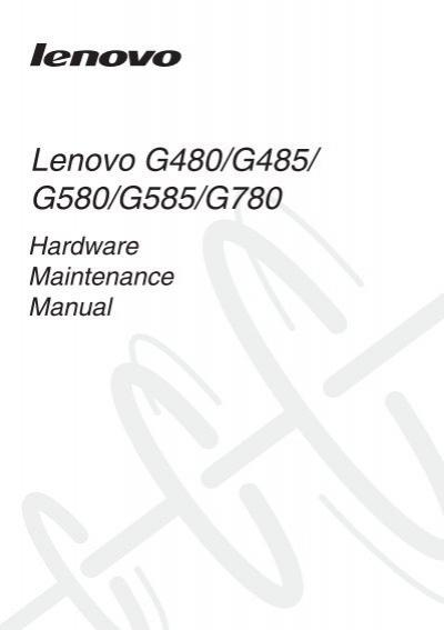 Lenovo G480/G485/ G580/G585/G780