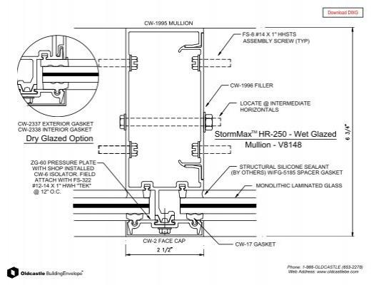 CW-2338 INTERIOR GASKET C