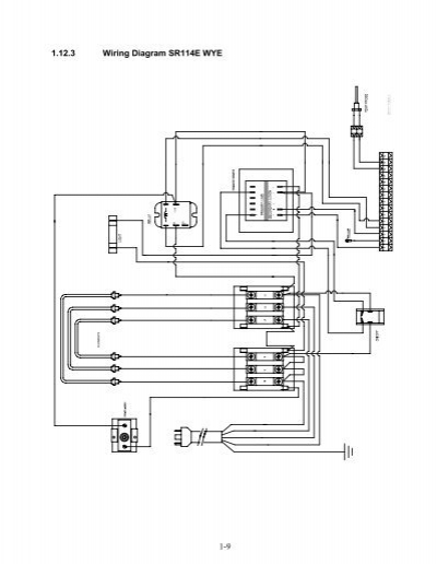 1.12.2 Wiring Diagram SR1