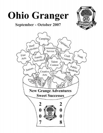 OHIO STATE GRANGE OFFICER