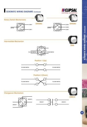 SCHEMATIC WIRING DIAGRAMS