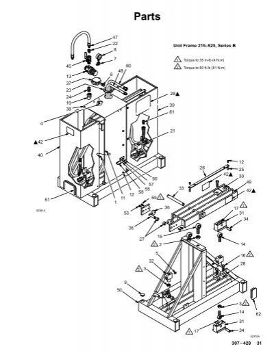 Parts Models 226–933, 2