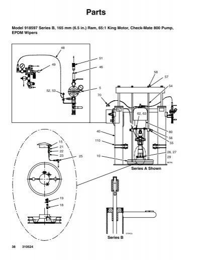 Parts Model 918597 Series