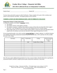 Independent Verification Worksheet Free Worksheets Library ...
