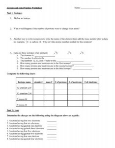 also isotope and ions practice worksheet name rh yumpu