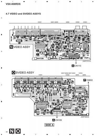 1 2 3 4 VSX-808RDS 4.7