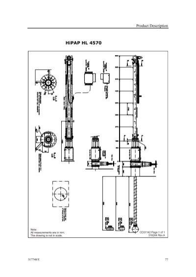 HiPAP Model 501/451/351/1