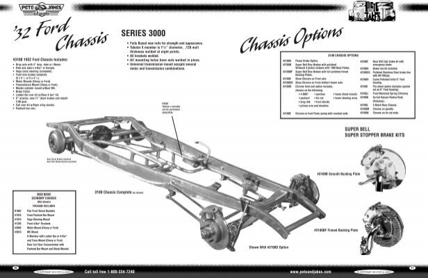 1934 Ford Front Suspension Parts Diagram. Ford. Auto