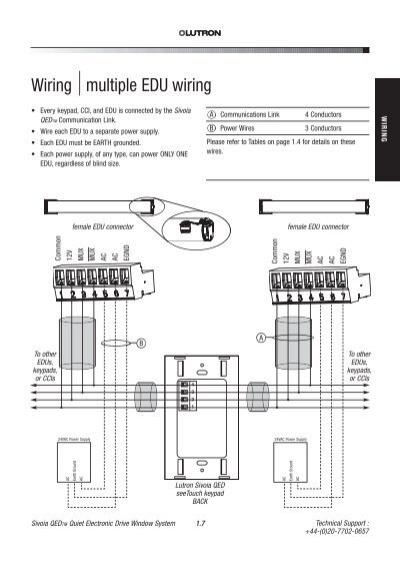Wiring SV-CCI-8 w