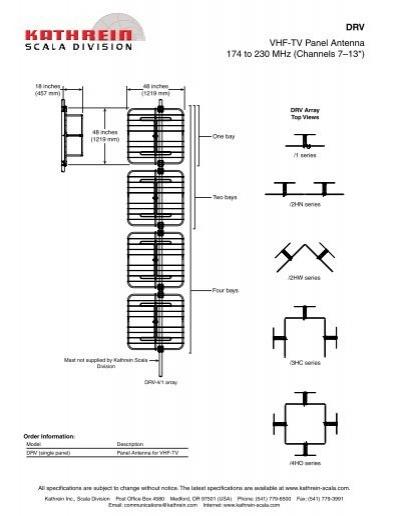 DRV VHF-