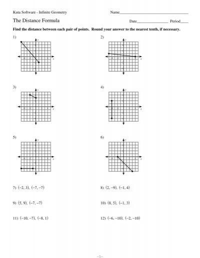 All Worksheets » Coordinate Geometry Worksheets Year 10