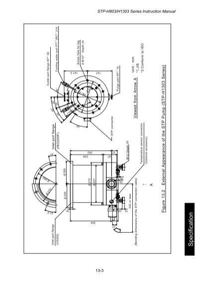 STP-H803/H1303 Series Ins