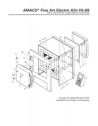 skutt wiring diagram
