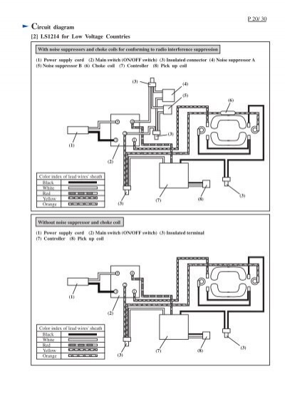 Circuit diagram [3]