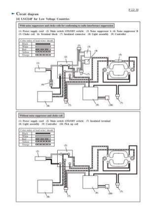 Wiring diagram [1]