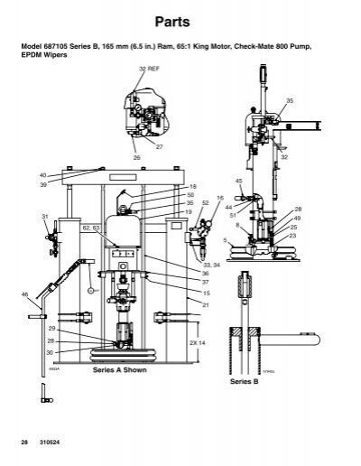 Parts Model 687105 Series