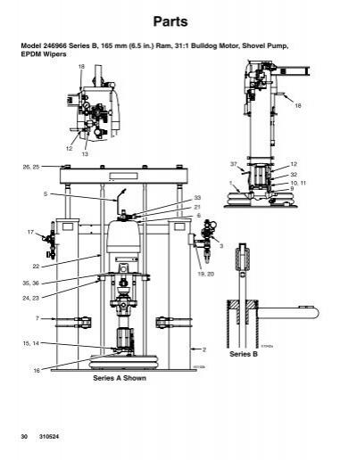 Parts Model 246966 Series
