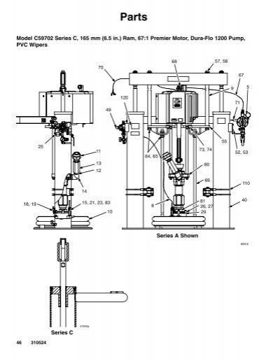 Parts Model C59702 Series