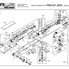 M14 Parts Diagram Single Phase Fan Motor Wiring For Trolley Jack Model No 4001 Sitebox Ltd