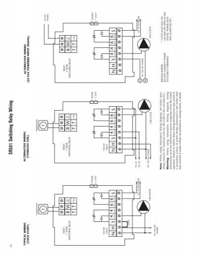 SR501 Switching Relay Wir